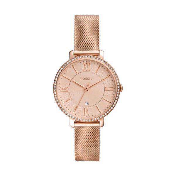 Relógio FOSSIL Jacqueline Ouro Rosa ES4628