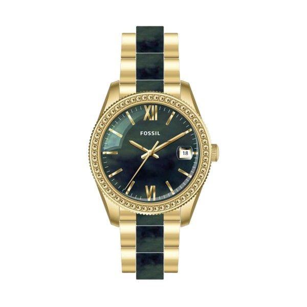 Relógio FOSSIL Scarlette Mini Bicolor ES4676