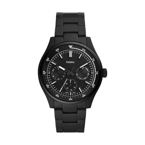 Relógio FOSSIL Belmar Multifunction Preto FS5576