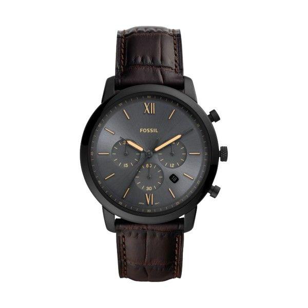 Relógio FOSSIL Neutra Chrono Castanho FS5579