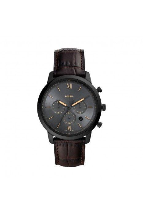 Relógio FOSSIL Neutra Chrono Castanho