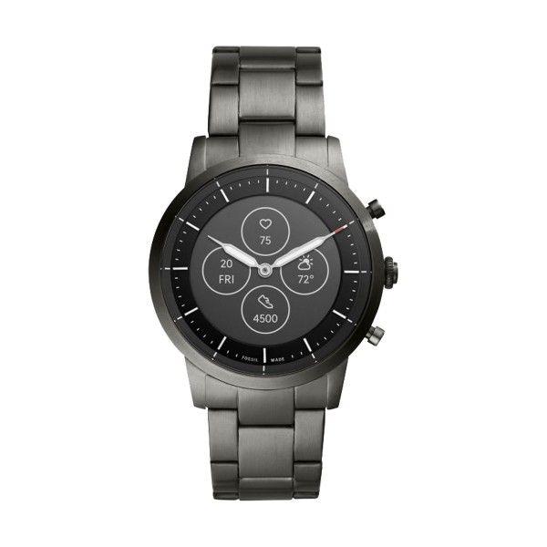 Relógio Fossil Q Collider Híbrido (Smartwatch) FTW7009