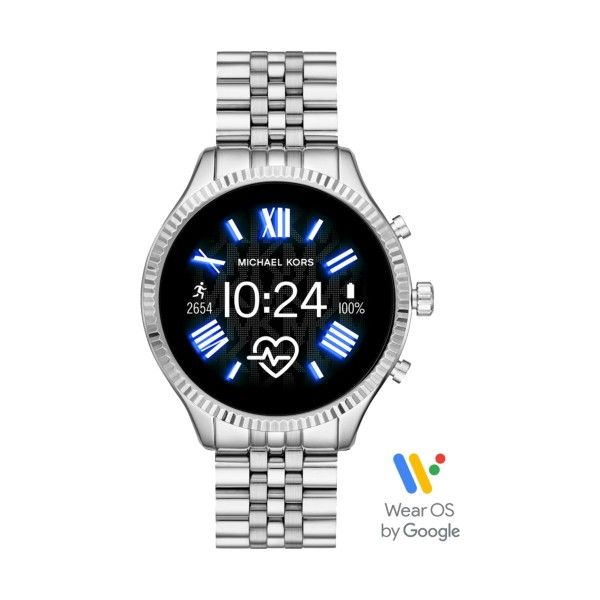 Relógio Smartwatch MICHAEL KORS ACCESS Lexington Prateado MKT5077