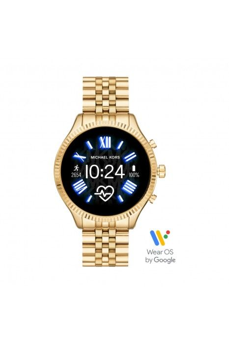 Relógio Smartwatch MICHAEL KORS ACCESS Lexington Dourado