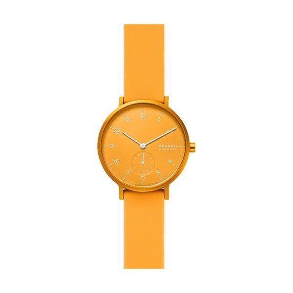 Relógio SKAGEN Aaren Amarelo SKW2808