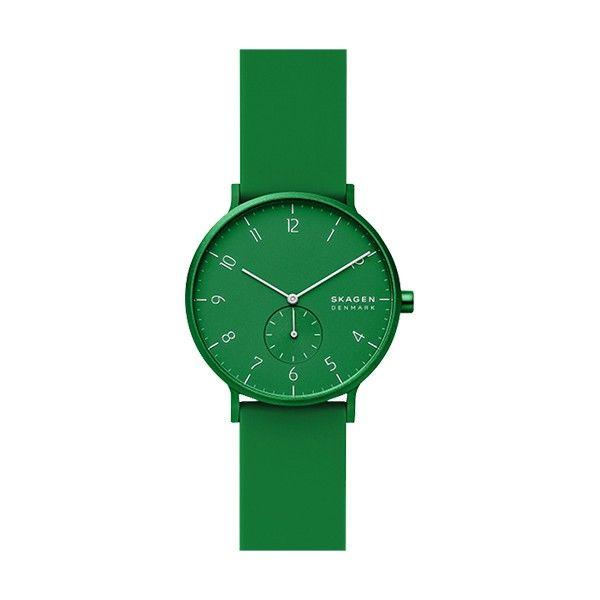 Relógio SKAGEN Aaren Verde SKW6545