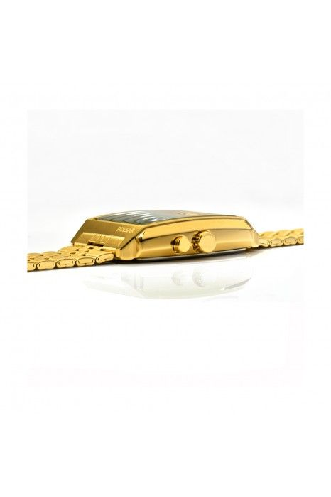Relógio PULSAR Casual 40th Anniversary Dourado