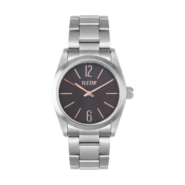 Relógio ELETTA Attitude Preto ELA520LPMS