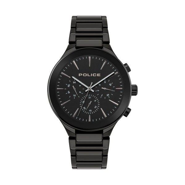 Relógio POLICE Gifford Preto P15936JBU02M