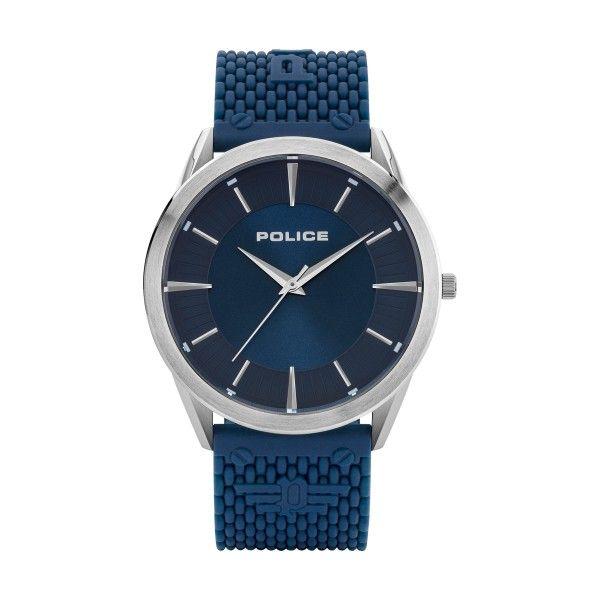 Relógio POLICE Patriot Azul P15967JS03P