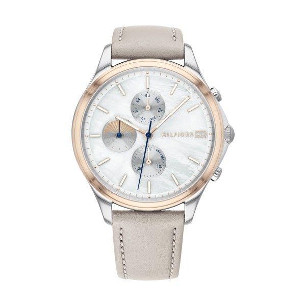 Relógio TOMMY HILFIGER Divers Prateado 1782118