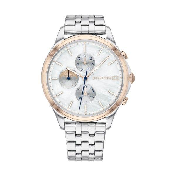 Relógio TOMMY HILFIGER Divers Prateado 1782122