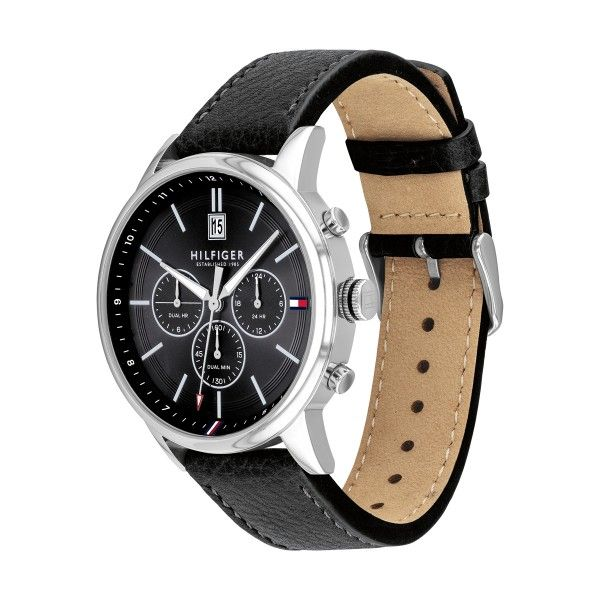 Relógio TOMMY HILFIGER Divers Prateado 1791630