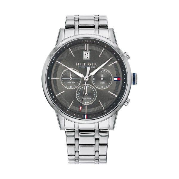 Relógio TOMMY HILFIGER Divers Prateado 1791632