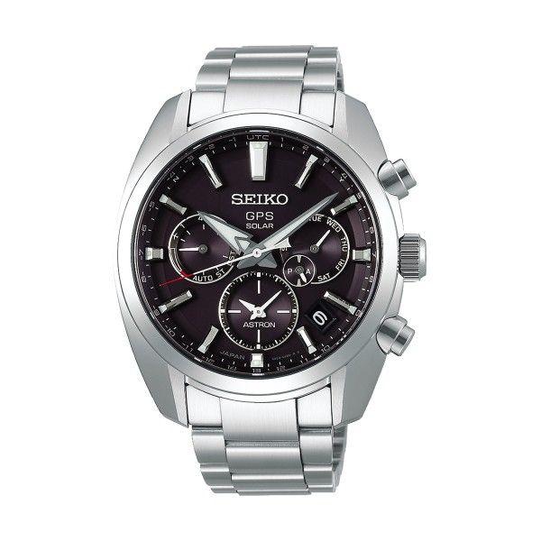 Relógio SEIKO ASTRON Prateado SSH021J1