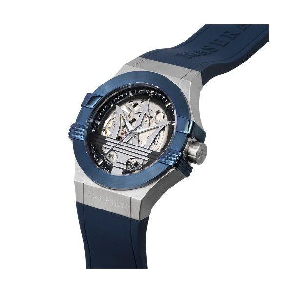 Relógio MASERATI Potenza Azul R8821108028