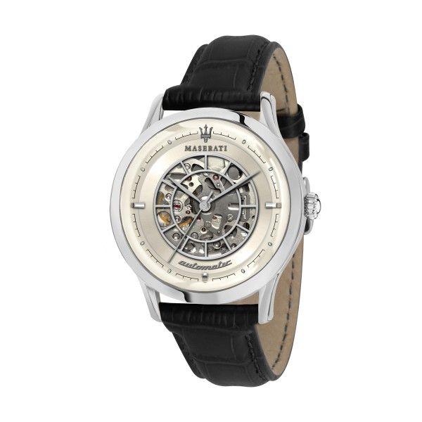 Relógio MASERATI Ricordo Prateado R8821133005