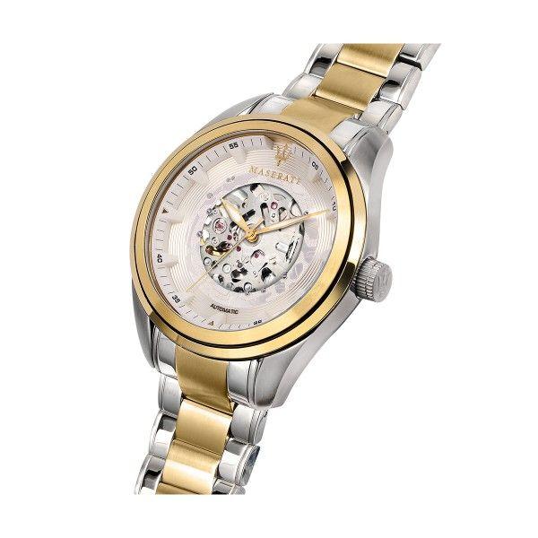 Relógio MASERATI Traguardo Branco R8823112003