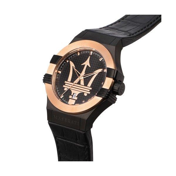 Relógio MASERATI Potenza Preto R8851108032