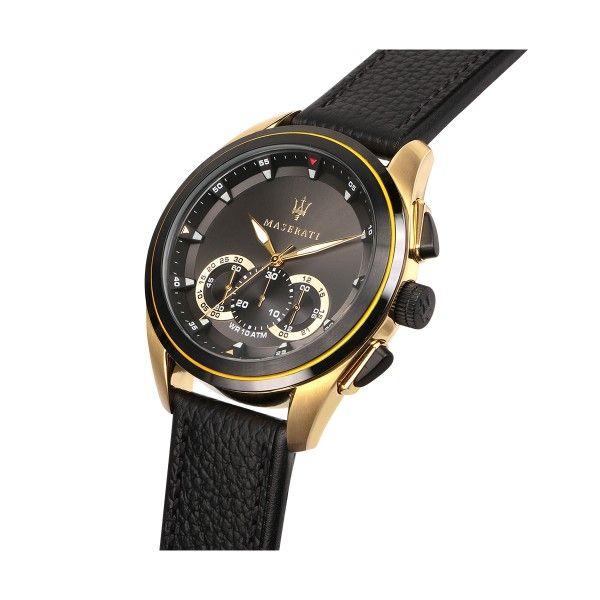 Relógio MASERATI Traguardo Preto R8871612033
