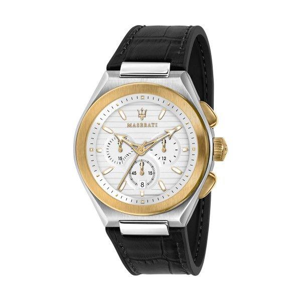 Relógio MASERATI Triconic Prateado R8871639004