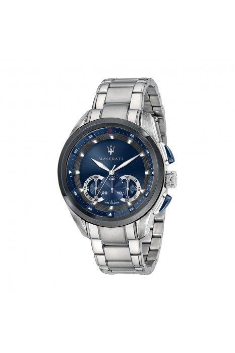 Relógio MASERATI Traguardo Azul