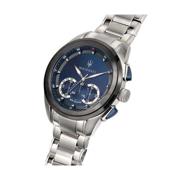 Relógio MASERATI Traguardo Azul R8873612014