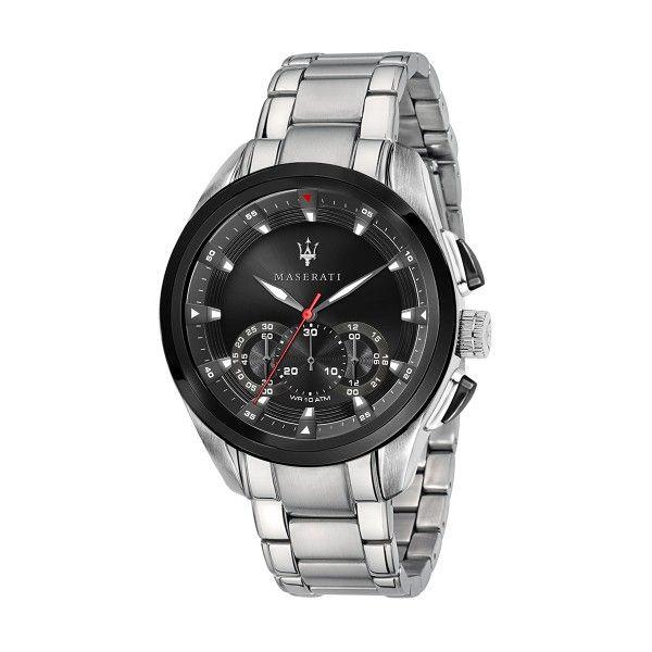 Relógio MASERATI Traguardo Preto R8873612015