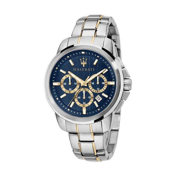 Relógio MASERATI Successo Azul R8873621016