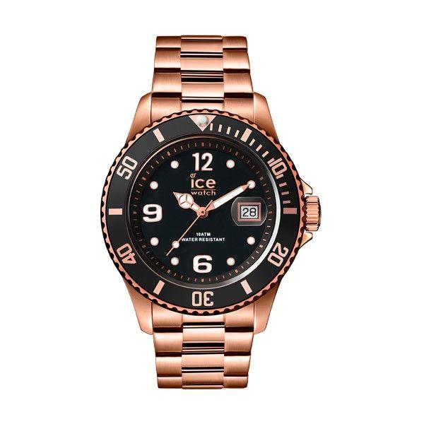 Relógio ICE Steel Ouro Rosa IC016763