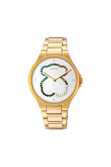 Relógio TOUS Motion Straight Dourado