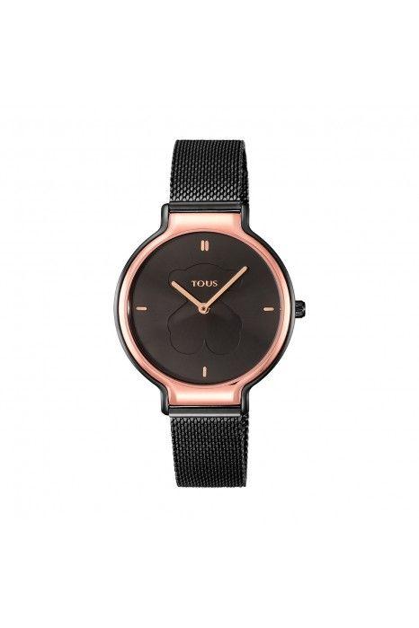 Relógio TOUS Real Bear Preto