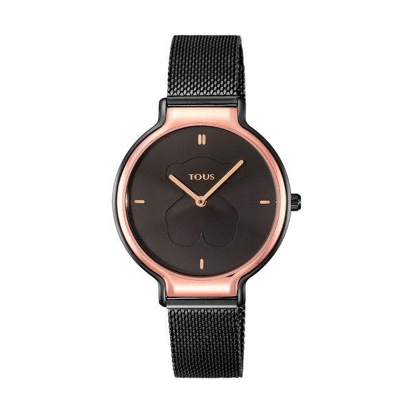 Relógio TOUS Real Bear Preto 900350380