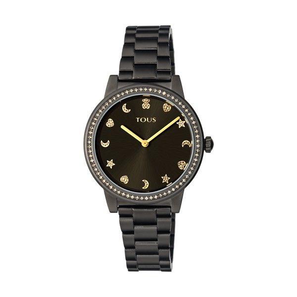 Relógio TOUS Nocturne Preto 900350415