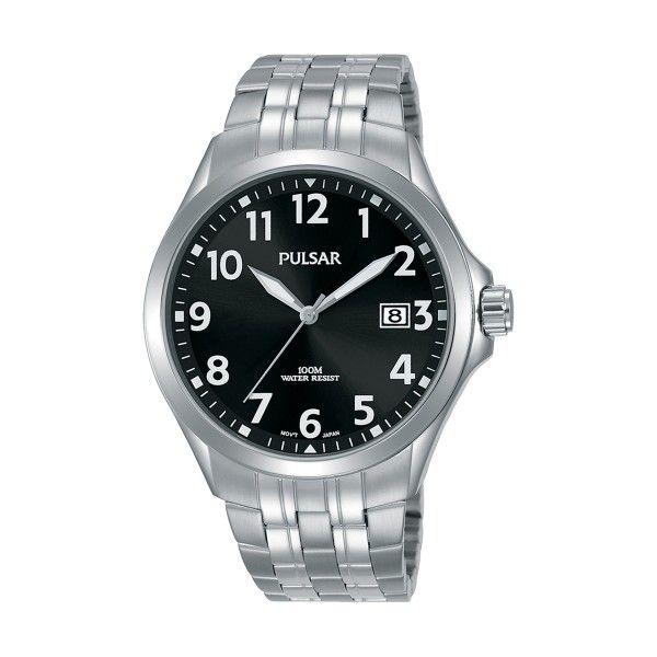 Relógio PULSAR Business Prateado PS9093X1