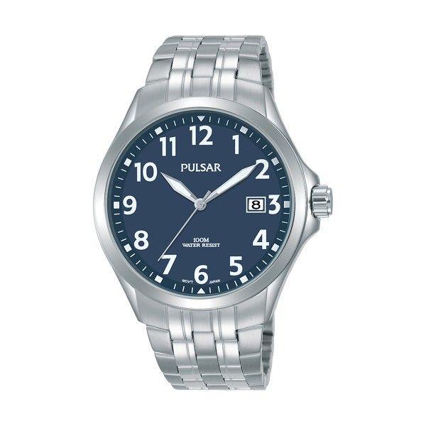 Relógio PULSAR Business Prateado PS9629X1