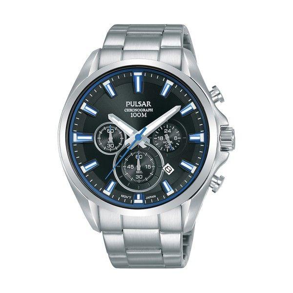 Relógio PULSAR Active Prateado PT3A21X1
