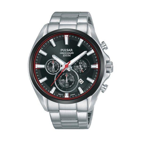 Relógio PULSAR Active Prateado PT3A25X1