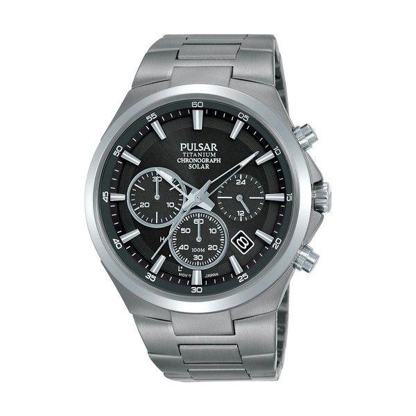 Relógio PULSAR Active Prateado PZ5097X1