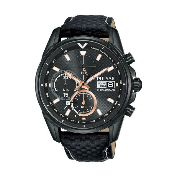 Relógio PULSAR Active Prateado PZ6033X1