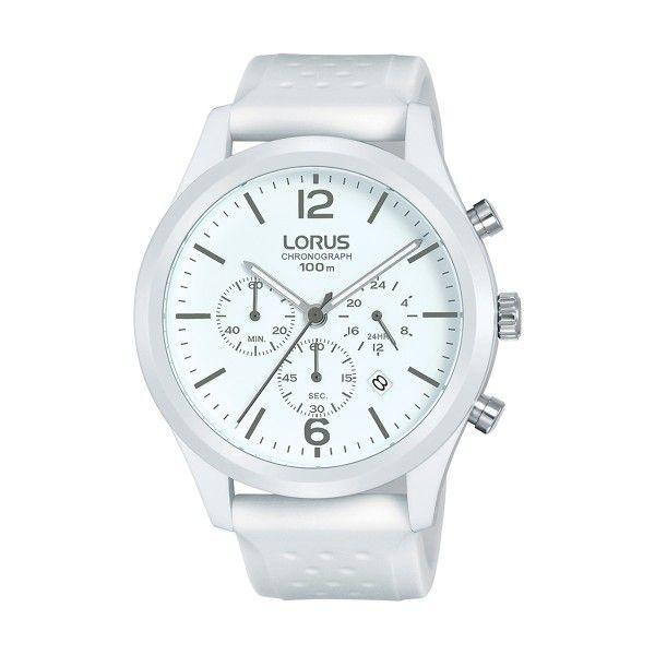 Relógio LORUS Sport Man Branco RT357HX9
