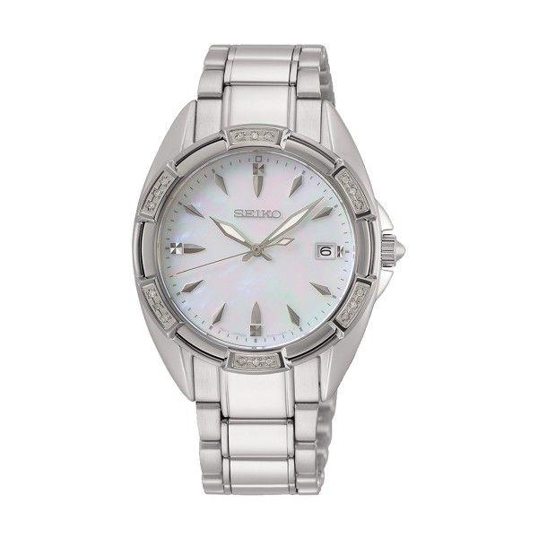 Relógio SEIKO Ladies Prateado SKK883P1