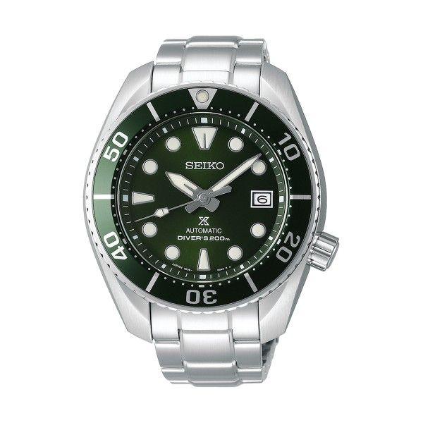 Relógio SEIKO Prospex Diver's Sumo Prateado SPB103J1EST