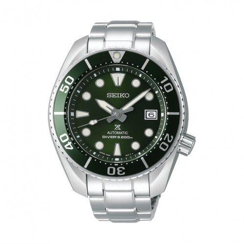 Relógio SEIKO Prospex Diver's Sumo Prateado