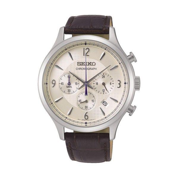 Relógio SEIKO Neo Classic Preto SSB341P1