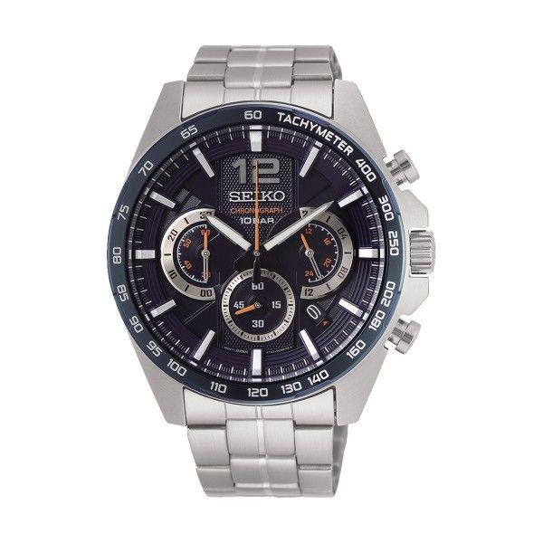 Relógio SEIKO Neo Sports Prateado SSB345P1