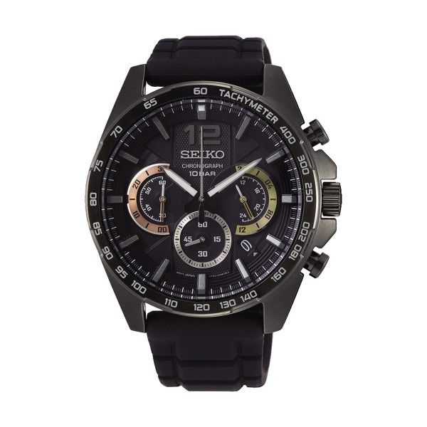 Relógio SEIKO Neo Sports Prateado SSB349P1