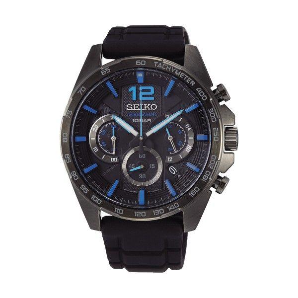 Relógio SEIKO Neo Sports Preto SSB353P1