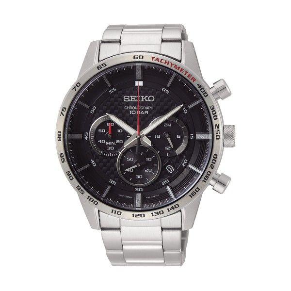 Relógio SEIKO Neo Sports Prateado SSB355P1