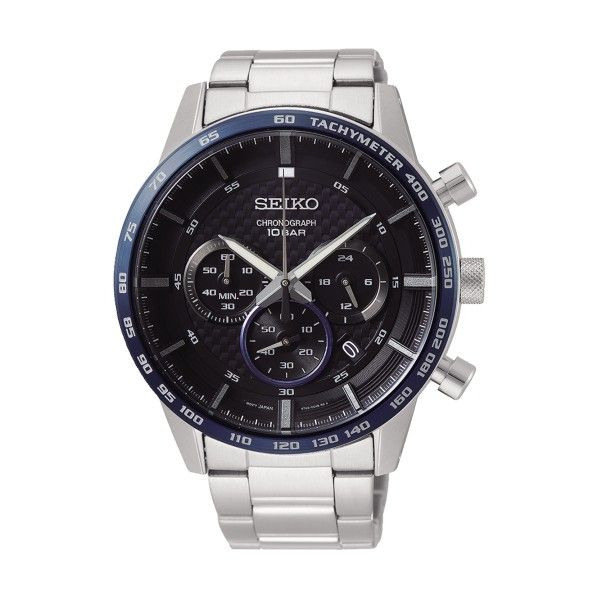 Relógio SEIKO Neo Sports Prateado SSB357P1